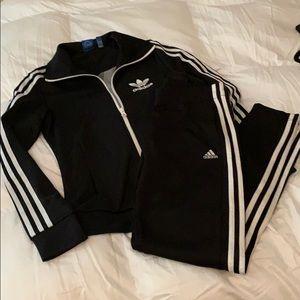 Adidas Track Set